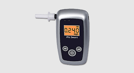 AT8060 Portable Alcohol Breathalyzer